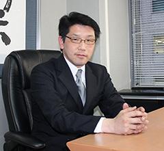 株式会社クリテック工業 代表取締役社長 若林勇二
