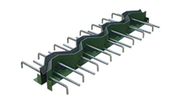 橋梁用伸縮装置「ハイブリッドジョイント」NS~LLタイプ